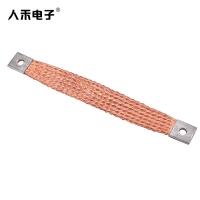 加宽编织铜排,编织铜排来图定制,编织软连接铜排