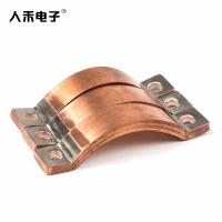 电源电气铜箔连接件 铜箔导电连接 电池软连接件