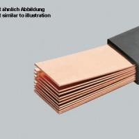 柔性连接母排,挤塑铜排加工