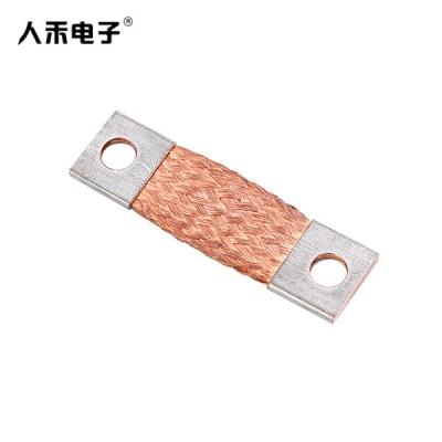 电气编织铜排连接,紫铜编织铜排 ,编织铜排连接件