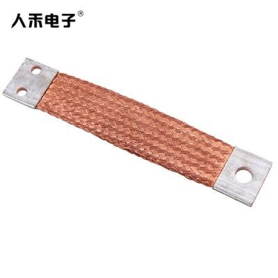 厂家直销编织铜排 新能源电动铜排定制加工软编织铜排