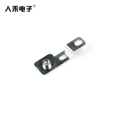 铆钉铜排 折弯硬铜排 导电连接件