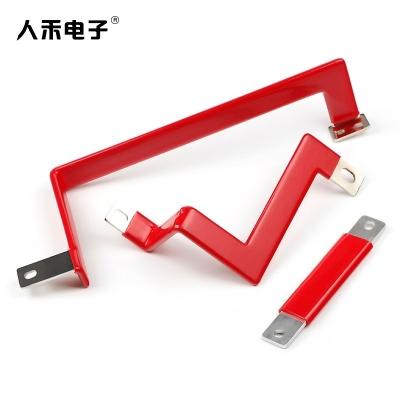 新能源折弯铜排 导电铜排