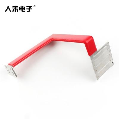 浸塑铝排 导电排 铝排软连接 铝导电排