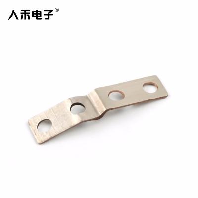 铜箔导电排 镀锡铜排