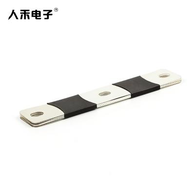 定制新能源铜箔软连接 柔性母排导电连接片