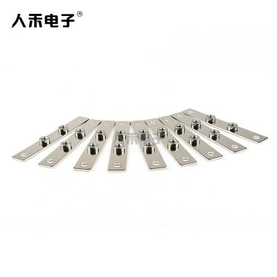 优质母线槽连接铜排 可激光打标