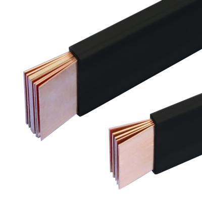 浙江柔性绝缘母排连接配套厂家 RHIFLEX正品配电柜导电母排