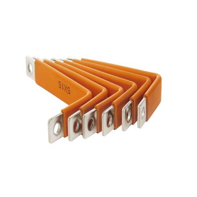 供应高品质大电流电气连接绝缘软母排 叠片式绝缘软母排