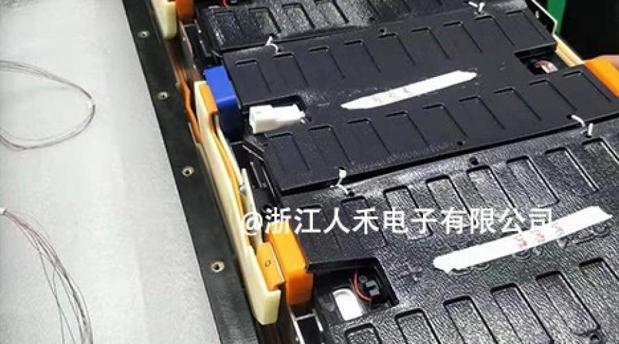 叉车电池模组