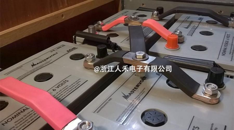 大功率蓄电池铜排